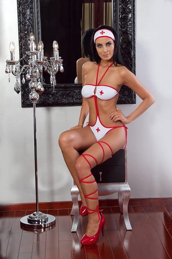 Costum sexy de asistenta TORY