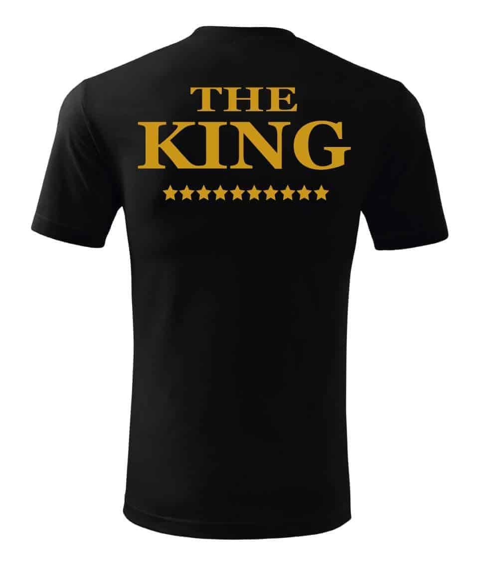 Tricou pereche KING & QUEEN 8