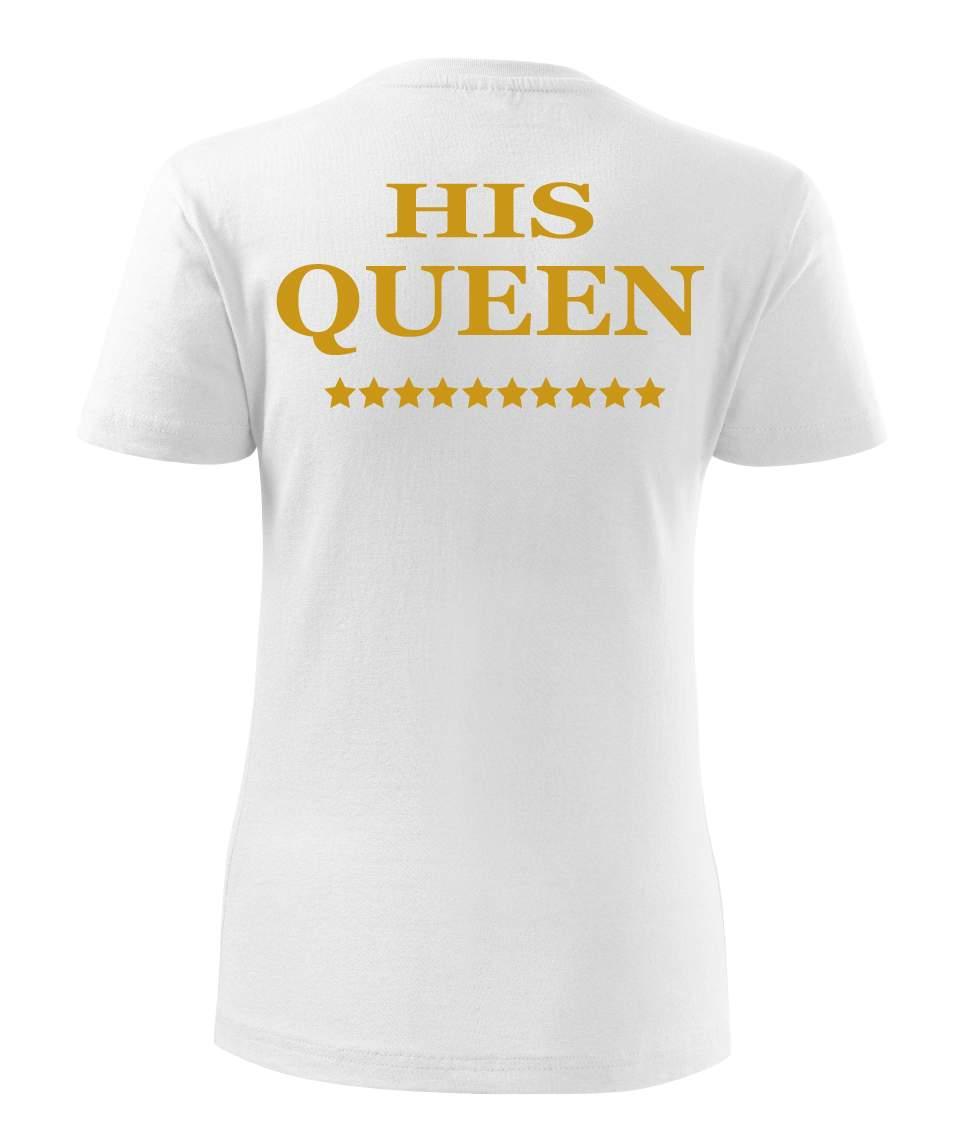Tricou pereche KING & QUEEN 9