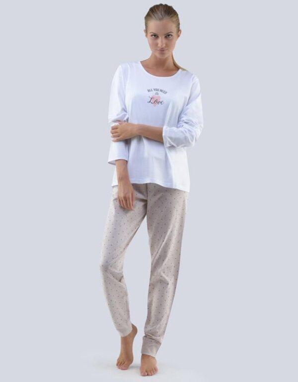 Pijama bumbac model 19073