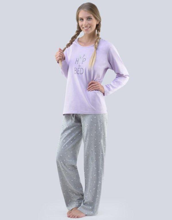 Pijama bumbac 19075
