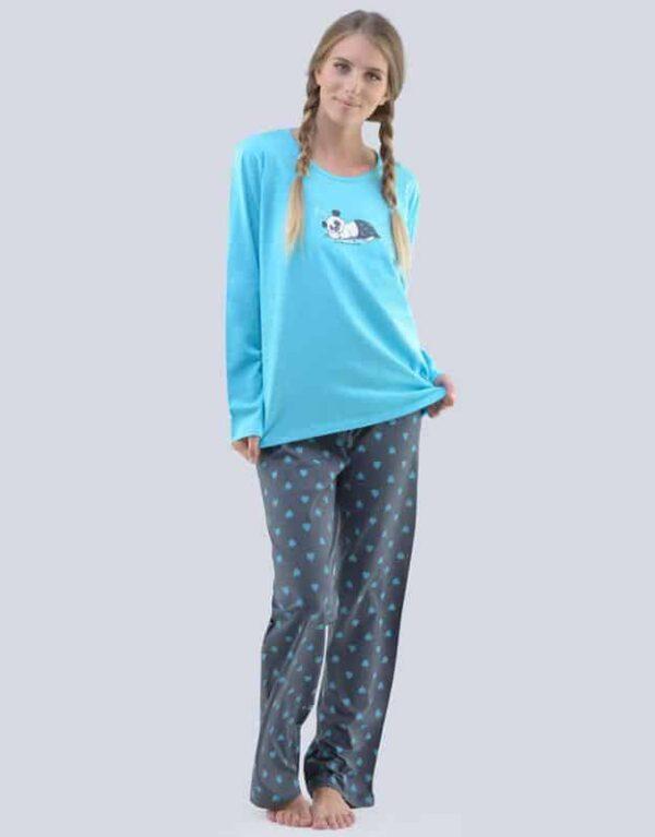 Pijama bumbac 19077
