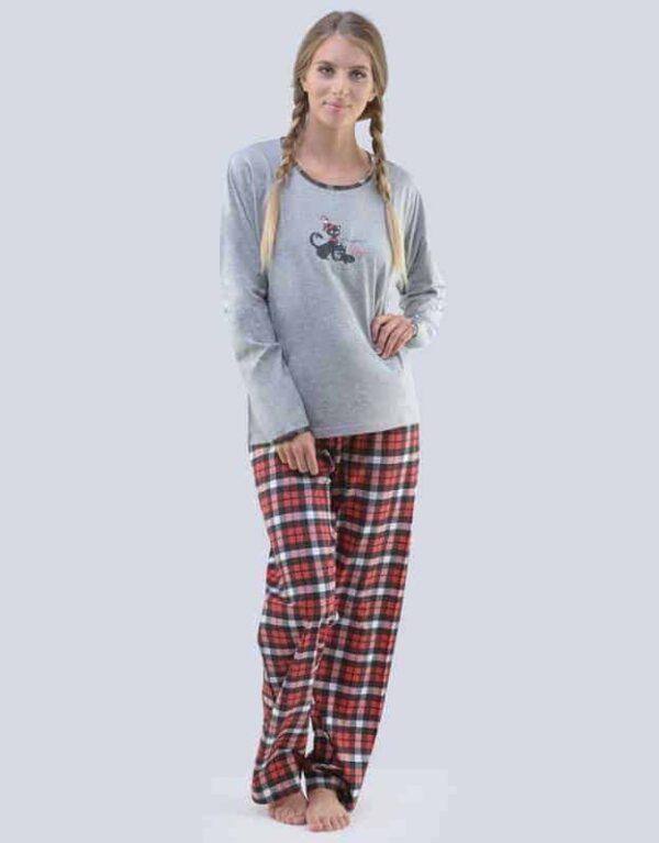 Pijama bumbac model 19079