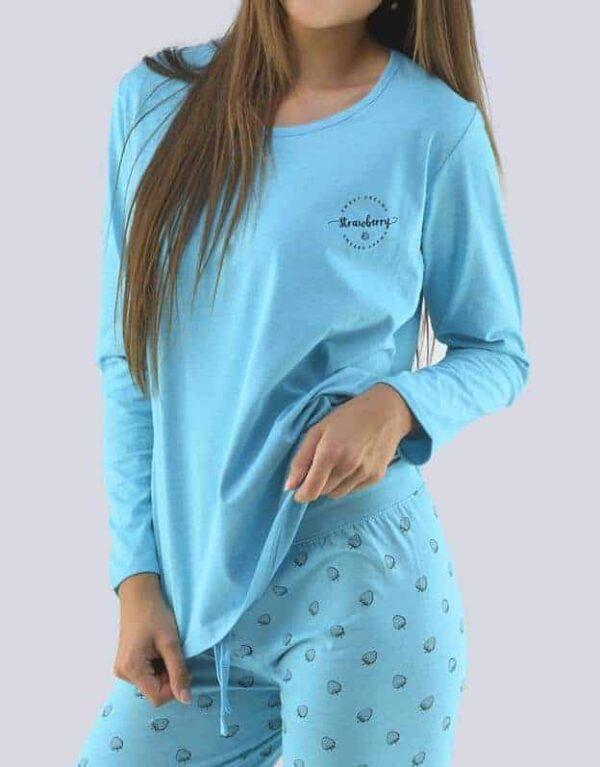 Pijama bumbac 19089 3 GINA