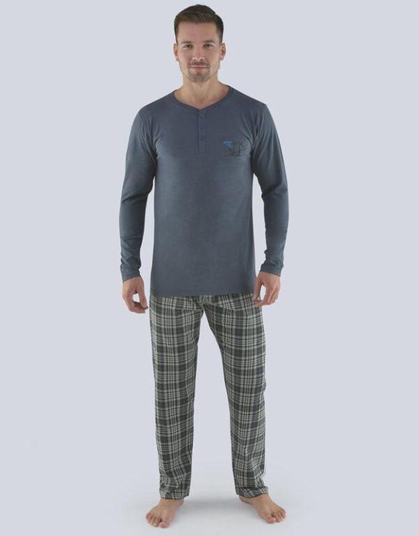 Pijama bumbac barbati 79071