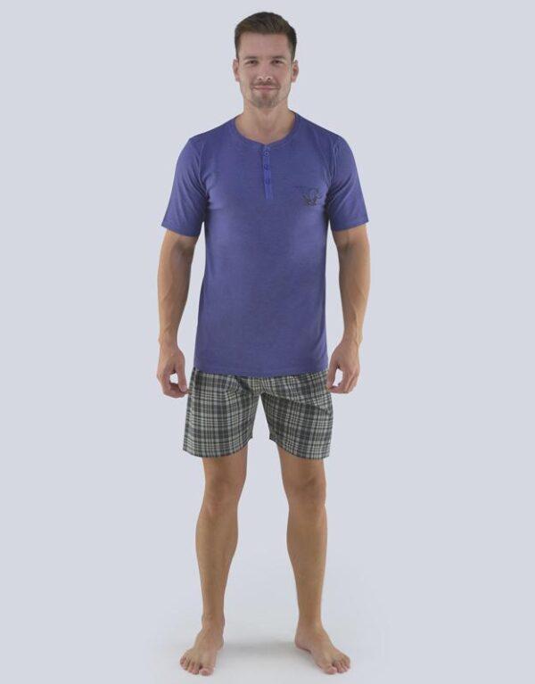 Pijama bumbac barbati 79074