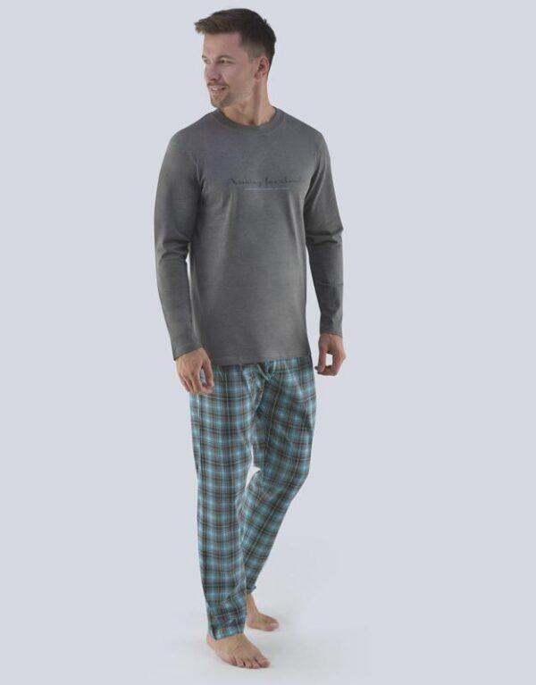 Pijama bumbac barbati 79075