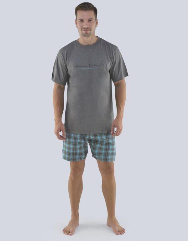 Pijama bumbac barbati 79076