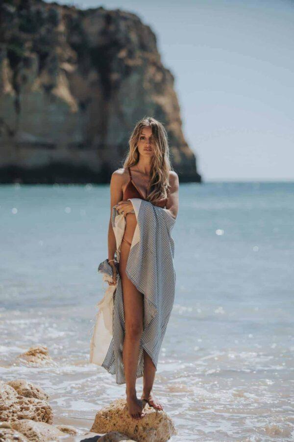 Prosop de plaja NAZARE