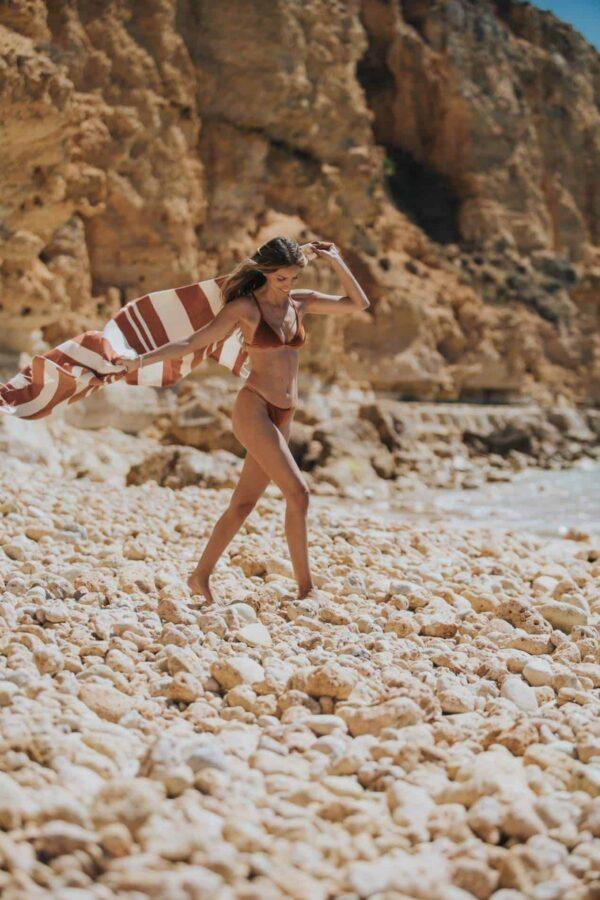 Prosop de plaja BALEAL