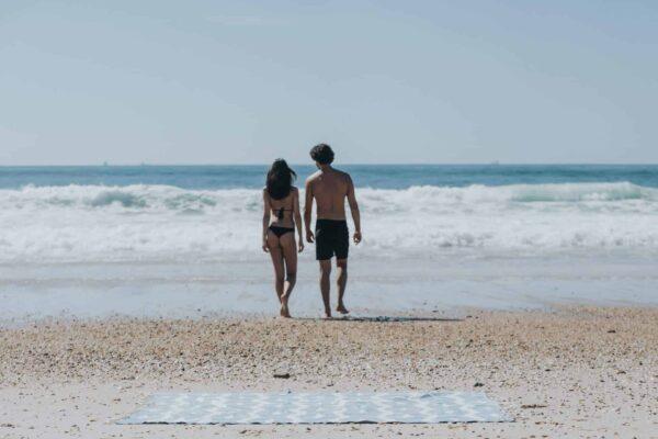 Prosop de plaja Cova do Vapor XL 2 FUTAH