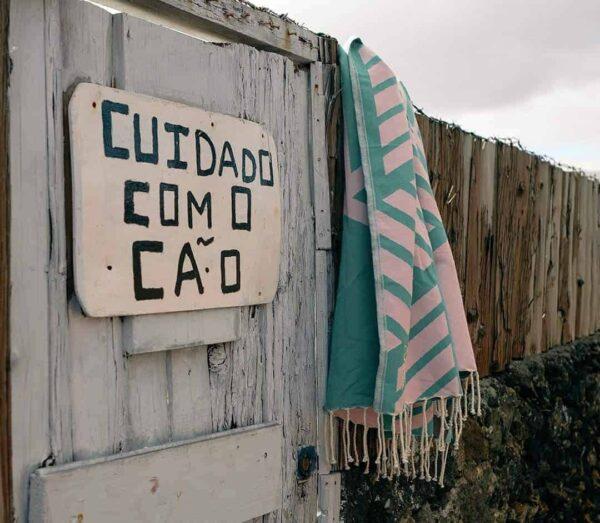 Prosop de plaja COMPORTA