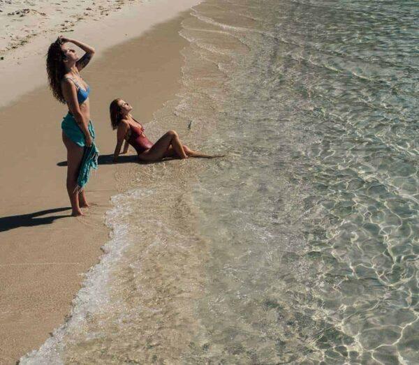 Prosop de plaja Ericeira