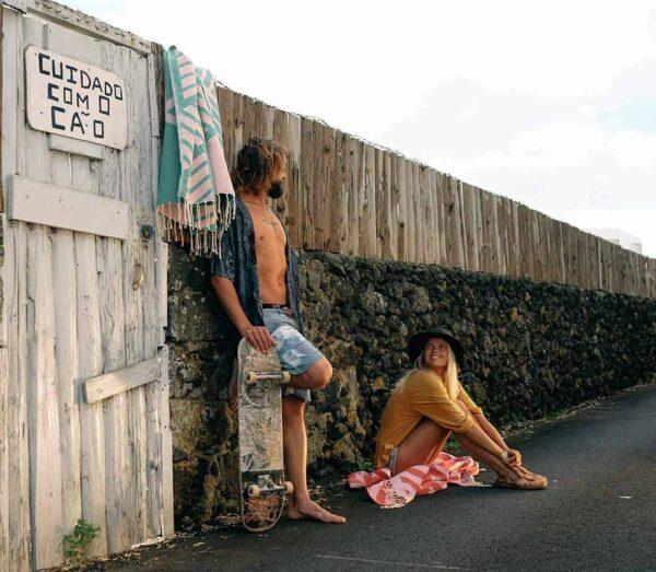 Prosop de plaja BENAGIL