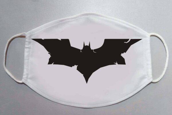 Masca de fata BATMAN