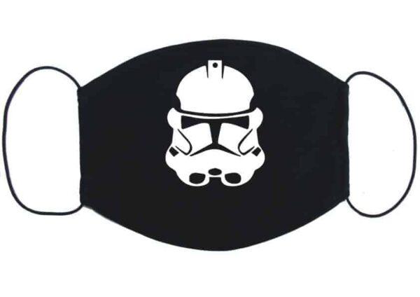 Masca de fata Imperial trooper