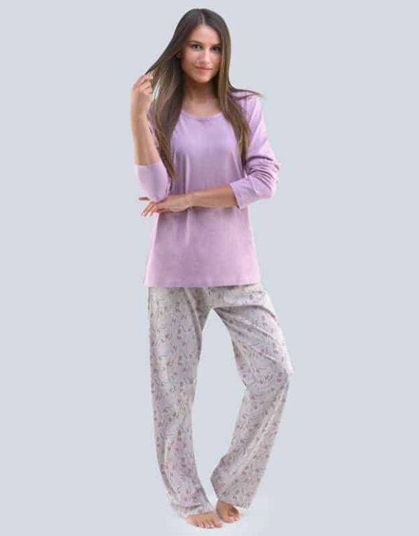 Pijama bumbac femei 19109