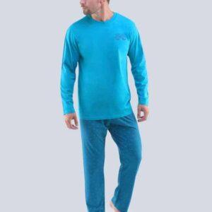 Pijama bumbac barbati 79089