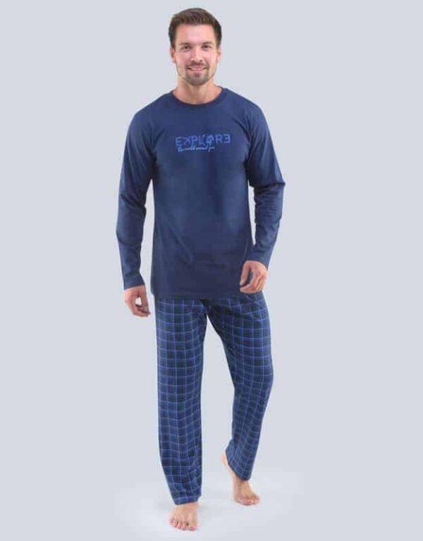 Pijama bumbac barbati 79095