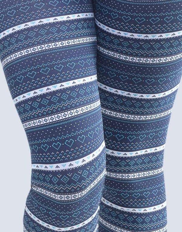 Pijama bumbac femei 19051